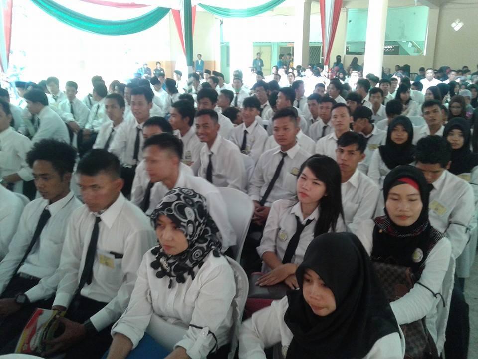 Mahasiswa Ospek
