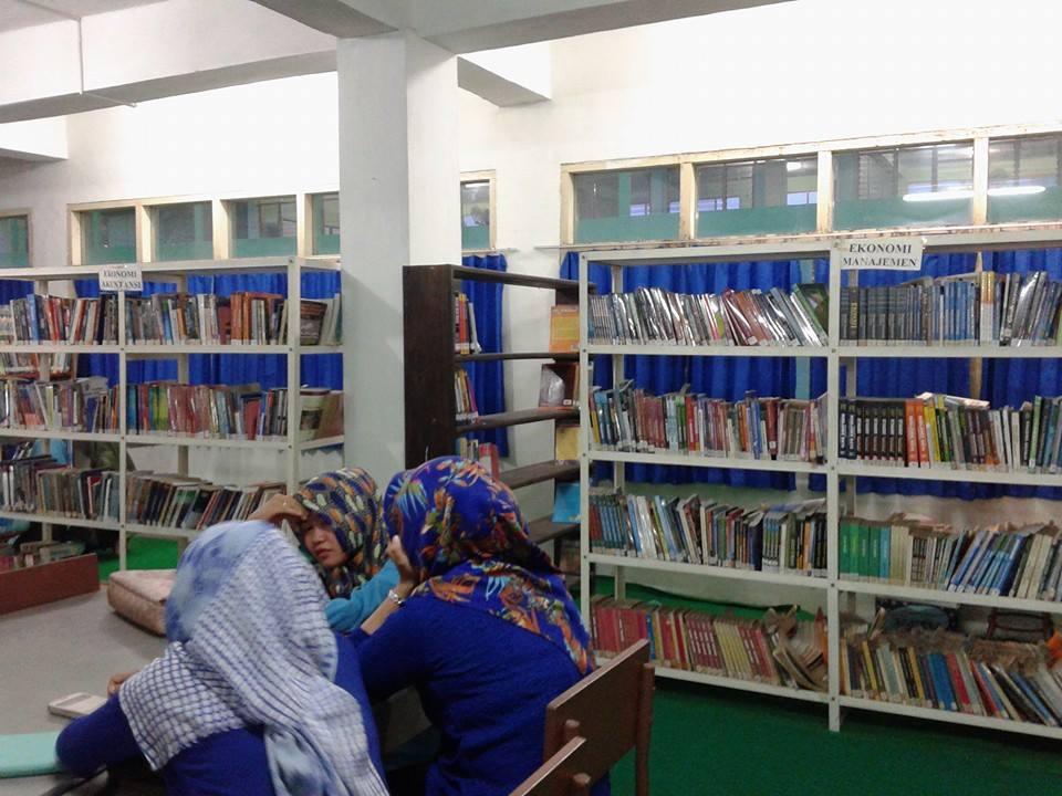 Ruang perpustakaan